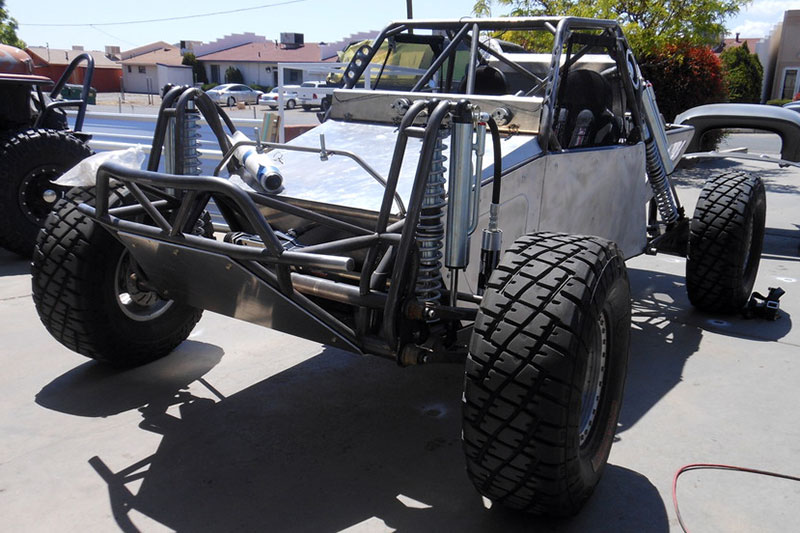 Welding & Fabrication | Vigilante Offroad Vehicle UTV Rail